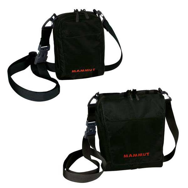 Mammut Tasch Pouch 3 Liters Black