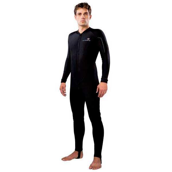 Lavacore Full Black Thermo und UV-Schutz Full