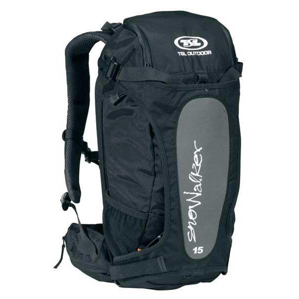 Tsl Outdoor Snowalker 15l Backpack One Size Black