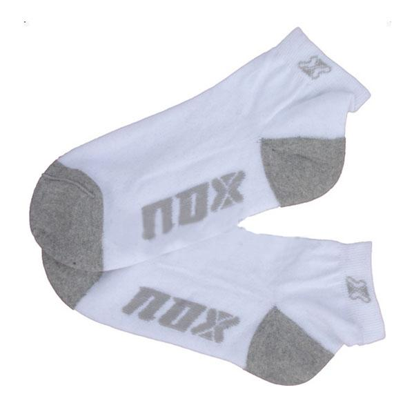 Nox Socks Low EU 35-39 White