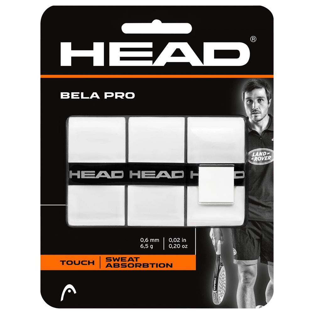 Head Racket Bela Pro 3 Units One Size White