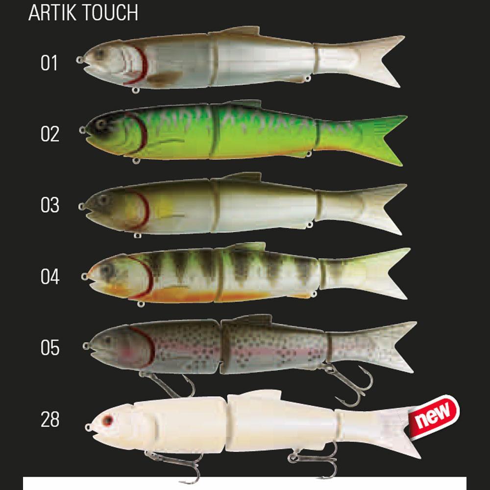 Hart Artik Touch 180 Mm Mm Mm  45 Gr 04 , Señuelos Hart , náutica , Equipo de pesca 0d2e31