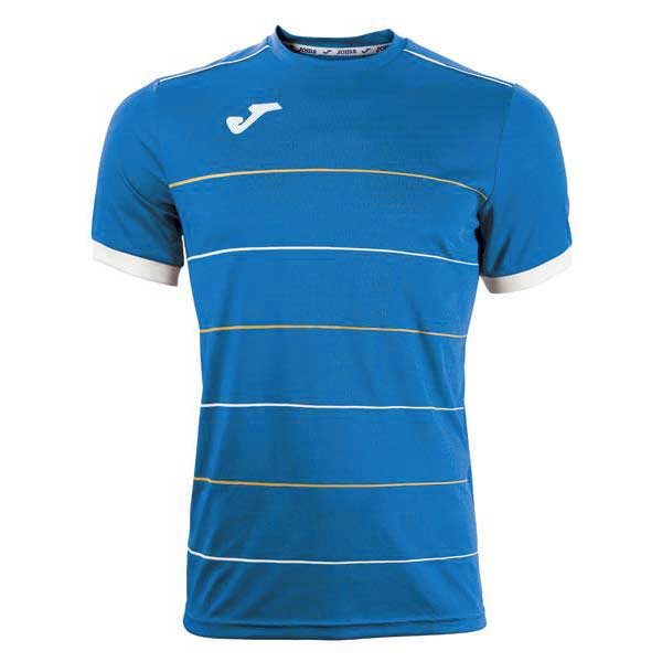 Joma T Shirt Campus 6-8 Royal