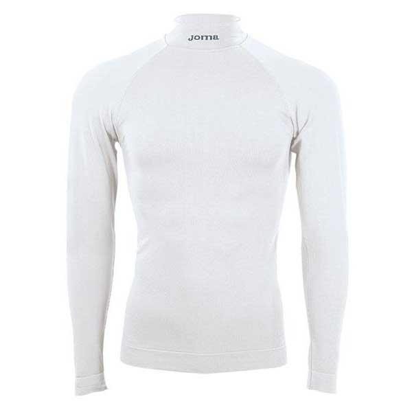 Joma Brama Classic L/s Turtleneck L-XL White