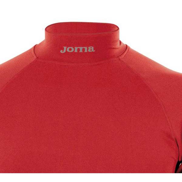 Joma-Brama-Classic-With-Neck-L-s-Red-T35227-Base-layers-Male-Red-Base-layers thumbnail 4