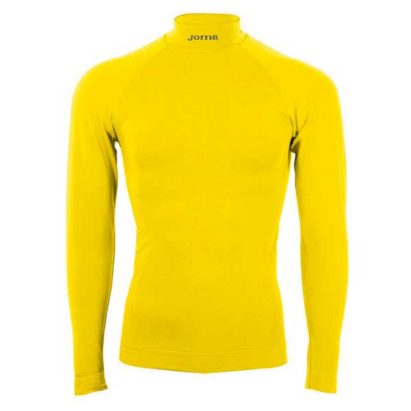 Joma Brama Classic Amar With Neck L/s L-XL Yellow