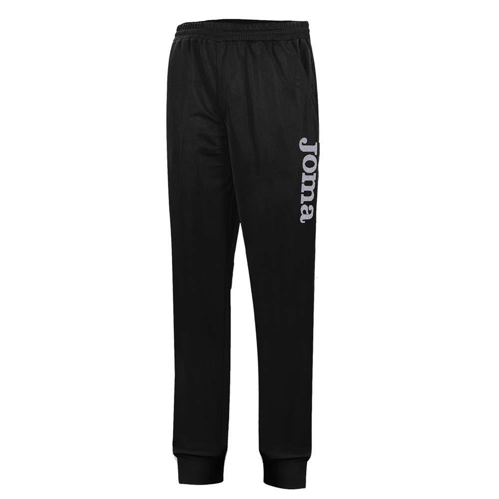 Joma Pantalon Longue Polyfleece Victory XL Black
