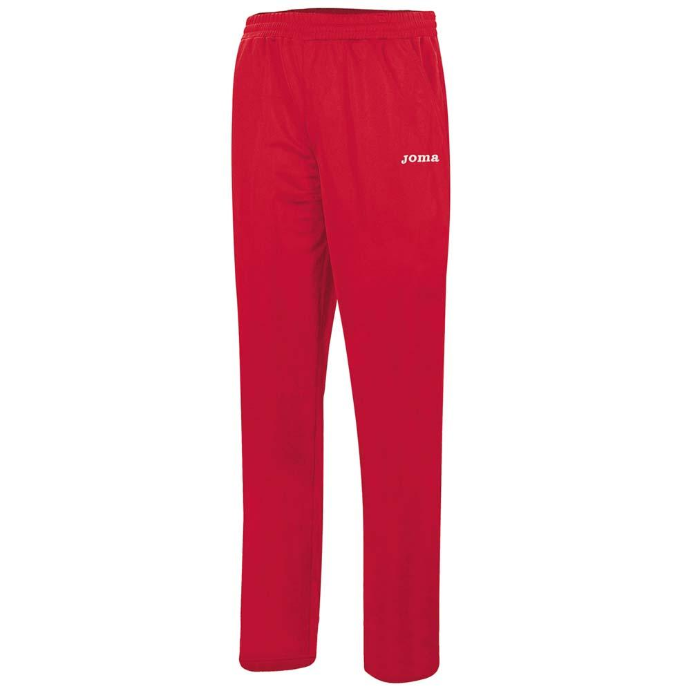 Joma Cuff Pants S Red
