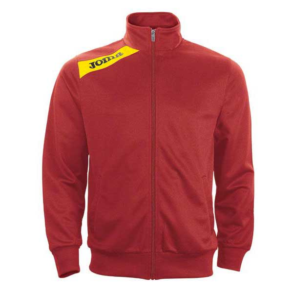 Joma Victory Jacket Junior 4 Years Red / Yellow