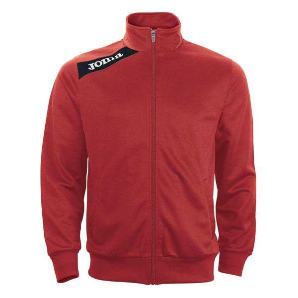 Joma Victory Jacket Junior 4 Years Red / Black