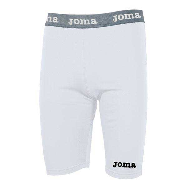 Joma Short Fleece XS White