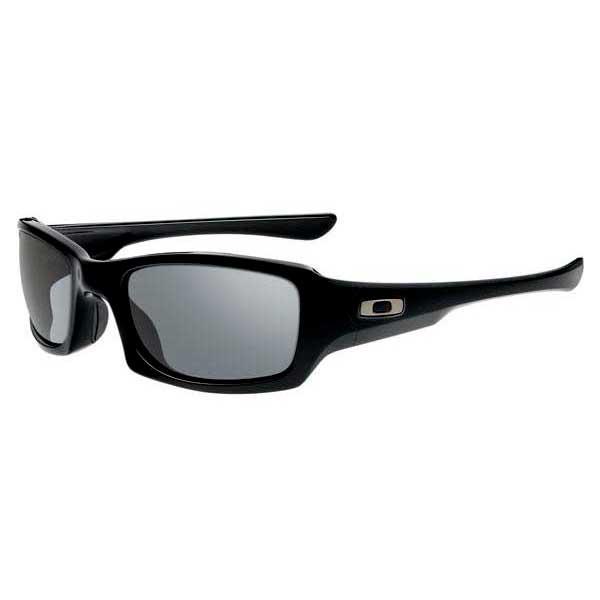 Oakley Fives Squared Grey/CAT3 Polished Black