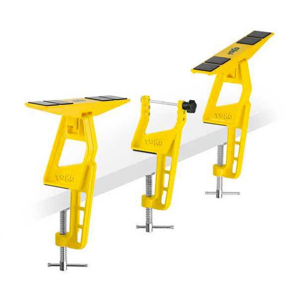 toko-ski-vise-nordic-one-size-yellow