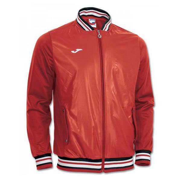 Joma Jacket Terra 5XS Red / White