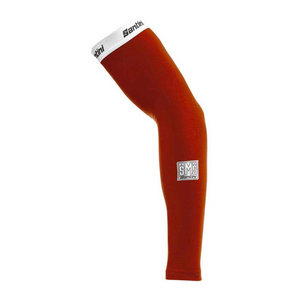Santini Totum Arm Warmer XS-S Red