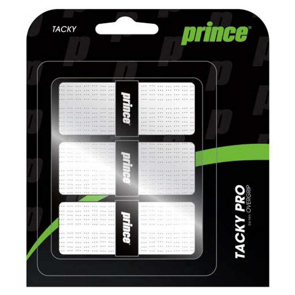 Prince Tacky Pro 3 Units One Size White