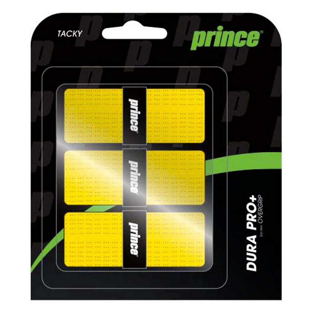 Prince Dura Pro+ 3 Units One Size Yellow