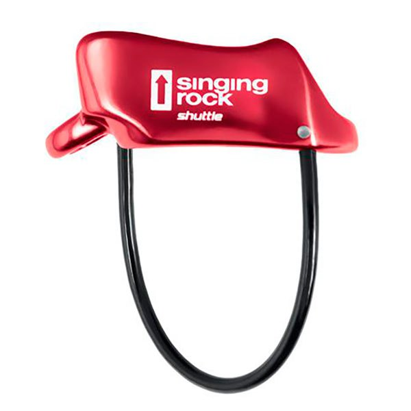 Singing Rock Shuttle One Size Red