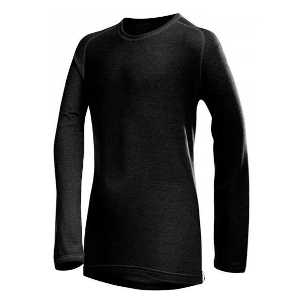 loeffler-shirt-transtex-warm-l-s-black-kids-152-cm-black