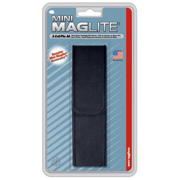 Mag-lite Nylon Sheath AA Black
