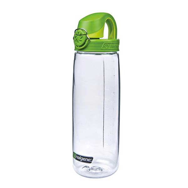 Nalgene Otf Bottle 700ml One Size Transparent / Loop-Top Green
