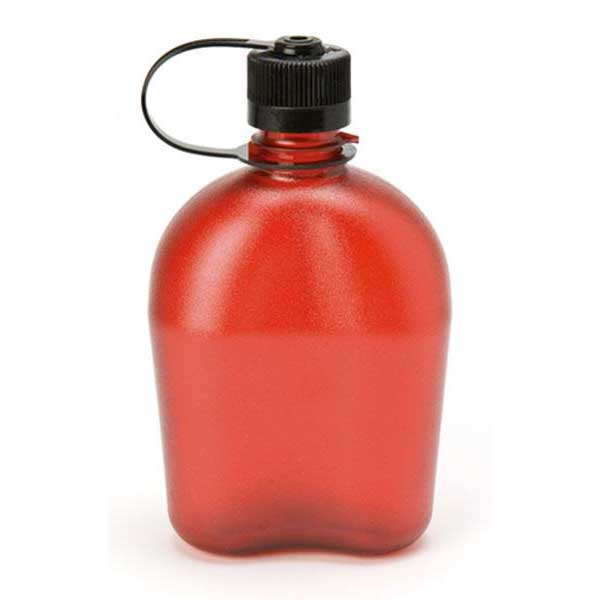 Nalgene Oasis Canteen 1l One Size Red