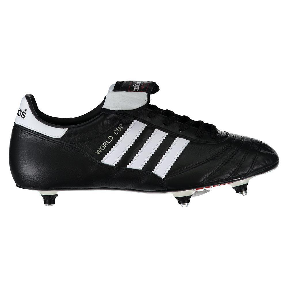 timeless design 07046 3dd8b Adidas-World-Cup-Nero-Calcio-adidas-calcio-Scarpe-