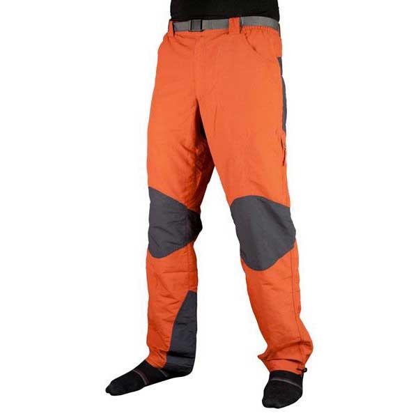 Trangoworld Pantalons Camo Di XXL Orange / Anthracite