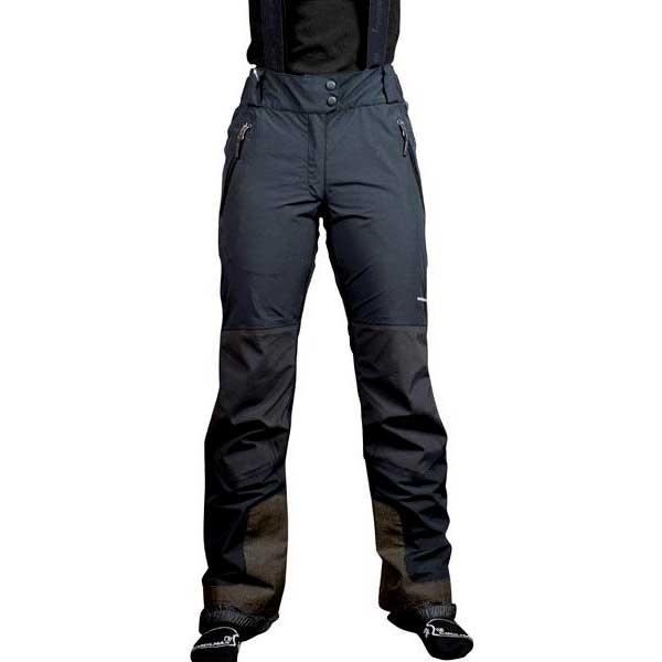 Trangoworld Pantalons Huaca S Black