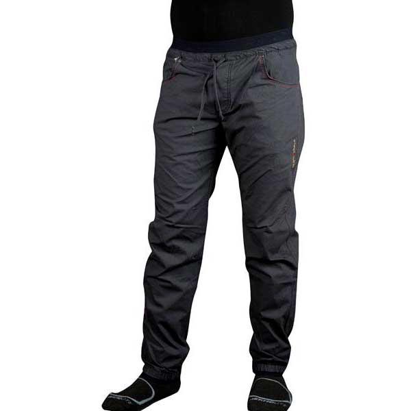 Trangoworld Samurai Pants Man L Black