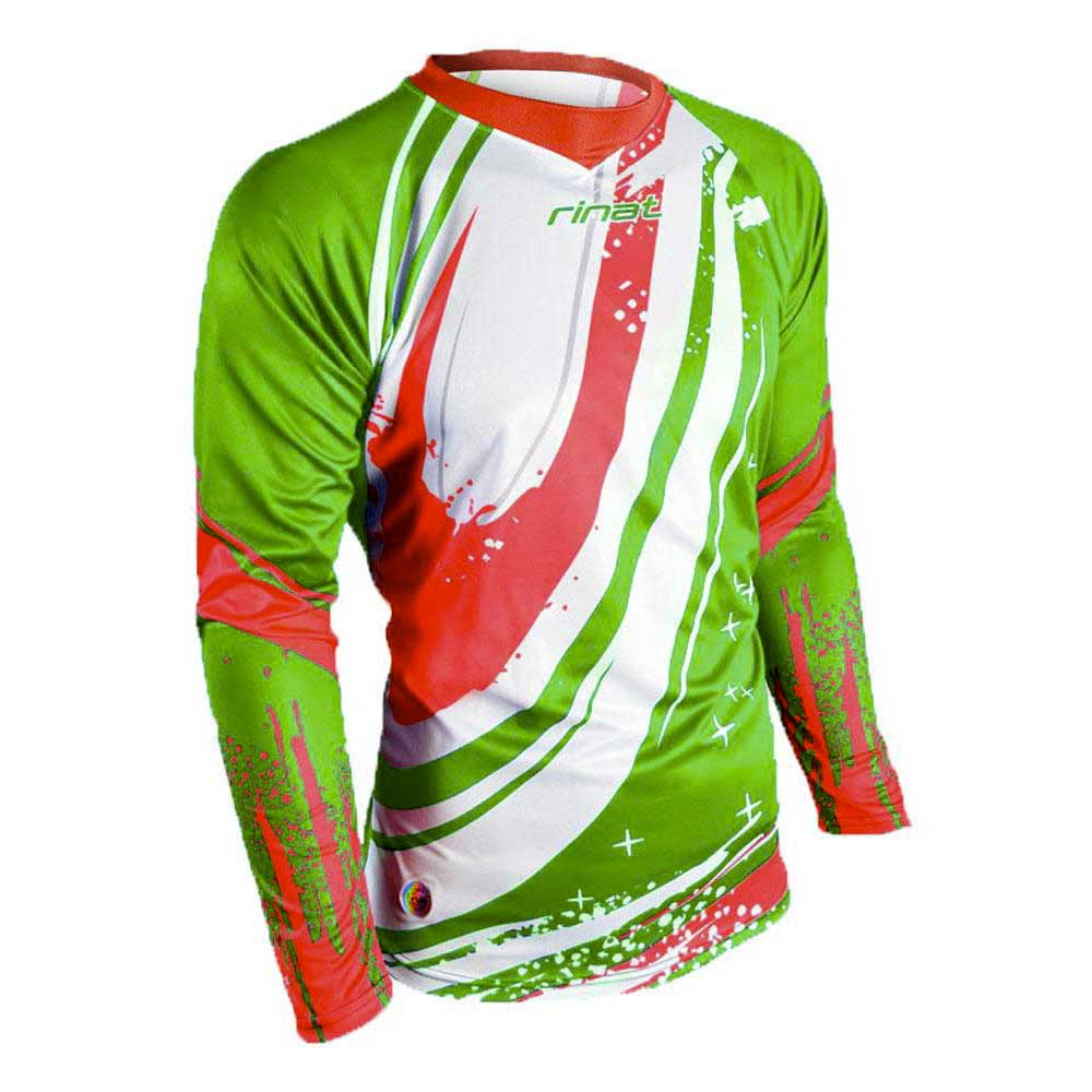 Rinat Flags S Green / White / Red