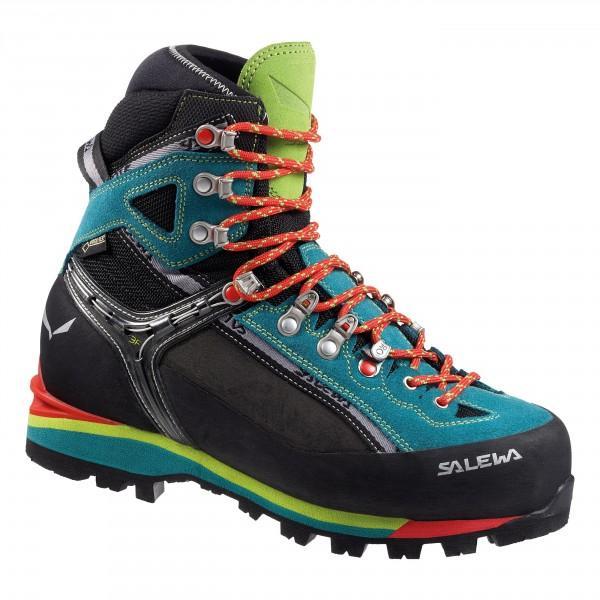 Salewa Condor Evo Goretex Medium Hiking Boots EU 36 1/2 Cactus / Venom