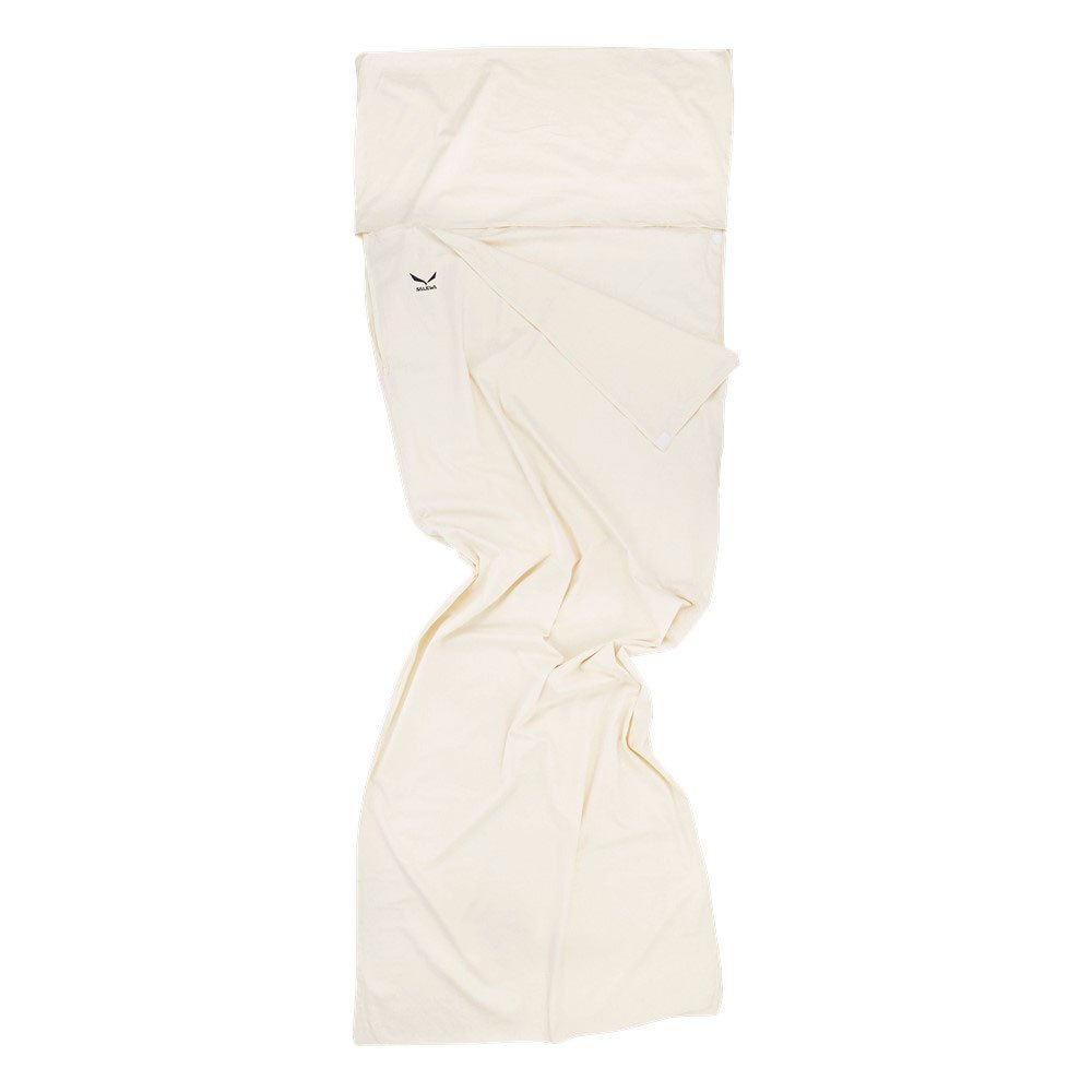 Salewa Cotton Feel Liner Silverized One Size OFFWHITE
