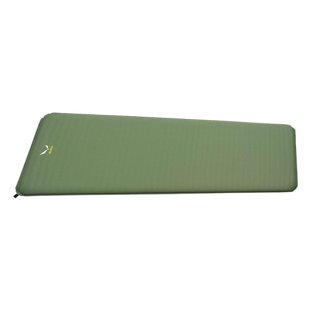 Salewa Mat Comfort Apple 198 x 66 x 5 cm Green / Grey
