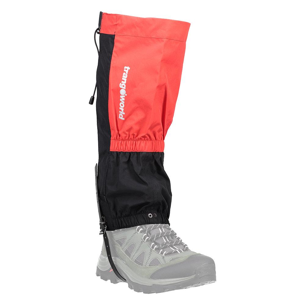 Trangoworld Gore Ua Gaiter One Size Red