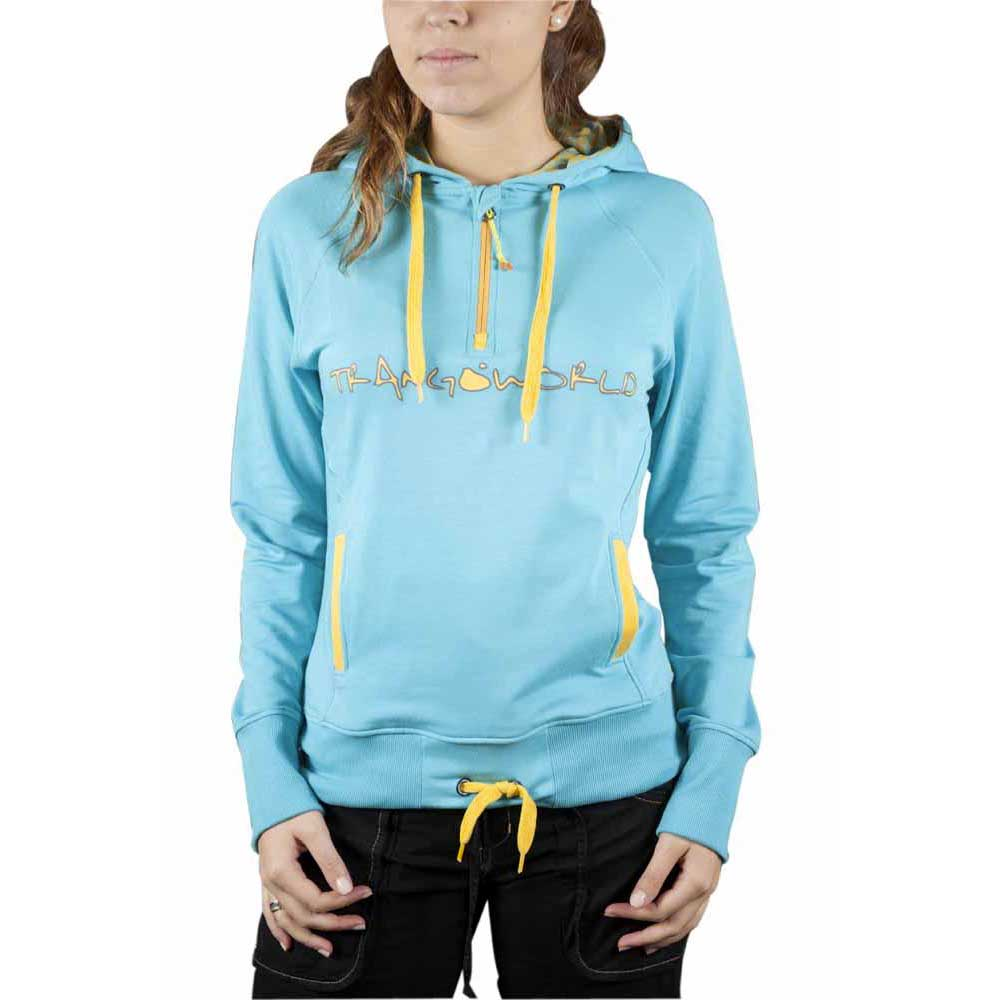 Trangoworld Clif Woman XS Blue
