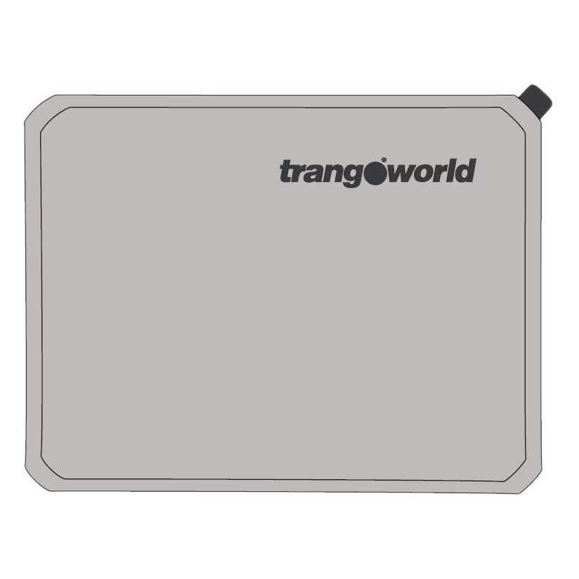 Trangoworld Standard 30 x 40 x 3 cm Red / Anthracite