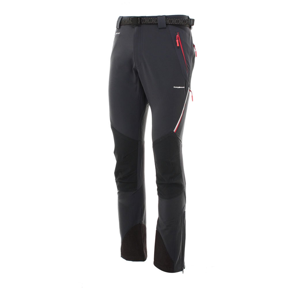 Trangoworld Prote Fi Pants Regular XXXL Anthracite