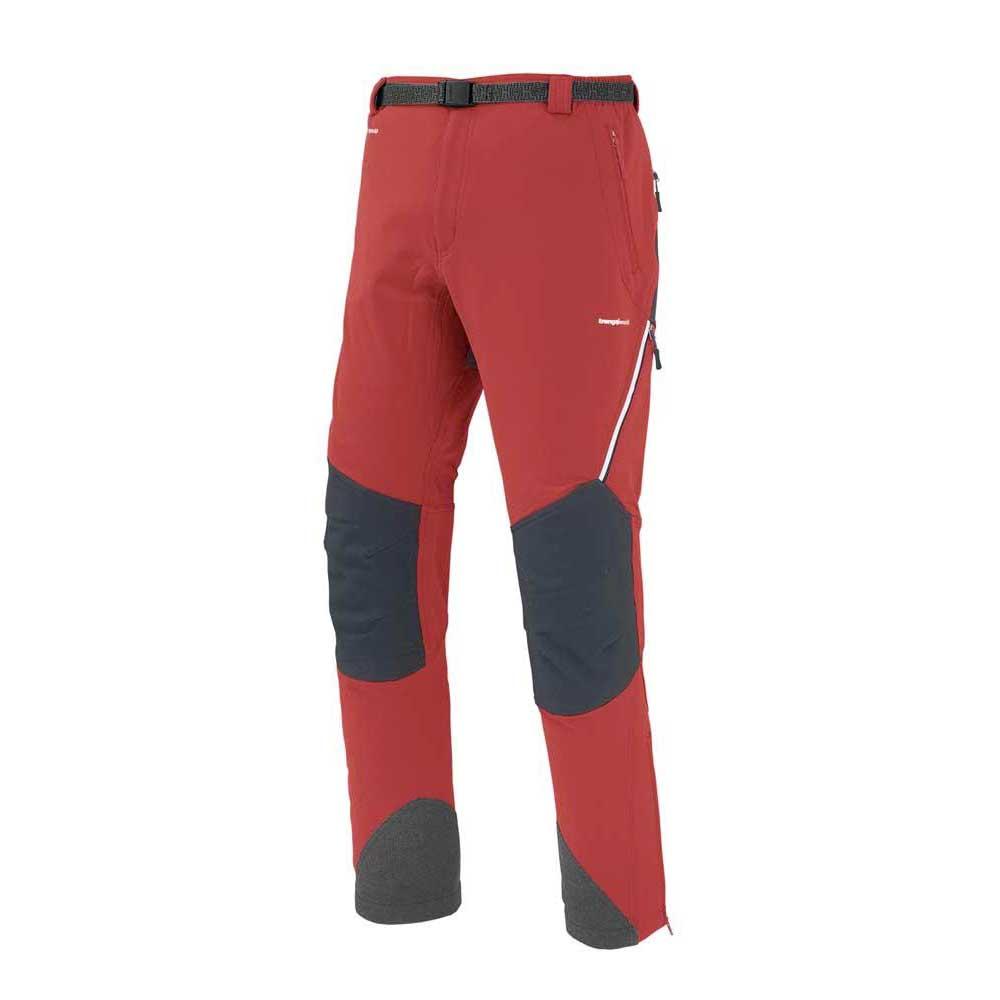 Trangoworld Prote Fi Pants Regular XXL Anthracite