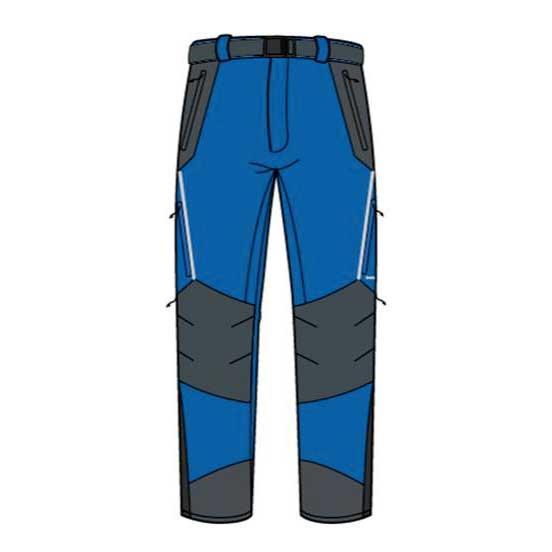Trangoworld Prote Fi Regular XXL Blue / Anthracite