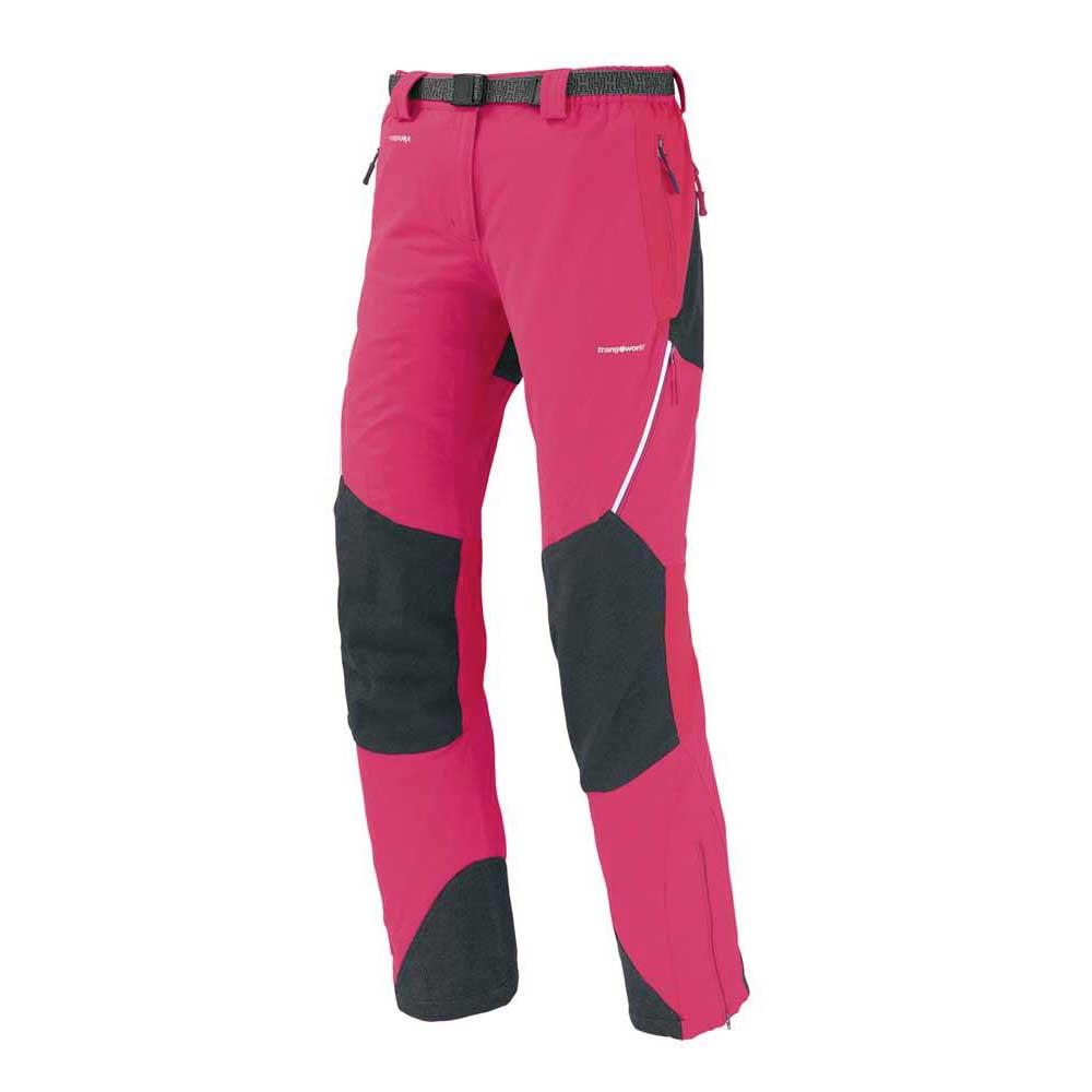 Trangoworld Uhsi Fi Pants Long Trx L Red / Anthracite