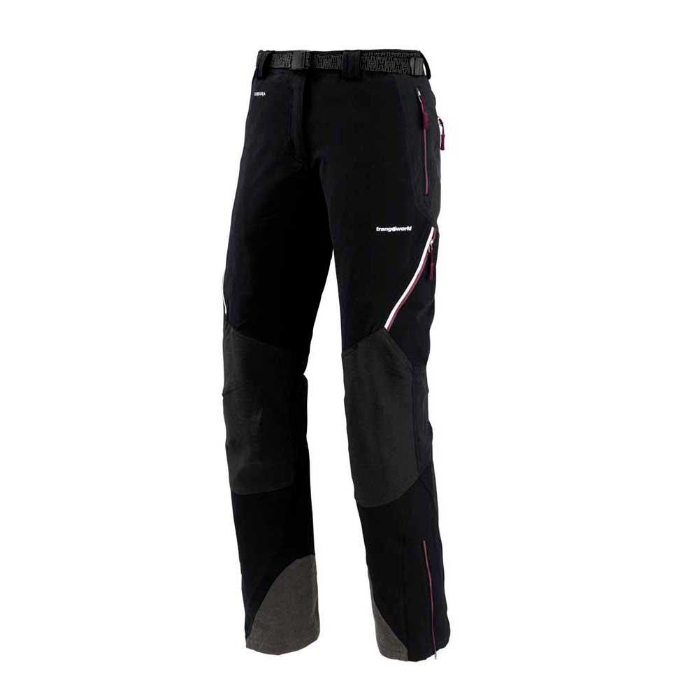Trangoworld Uhsi Fi Pants Regular Trx XXL Black / Anthracite