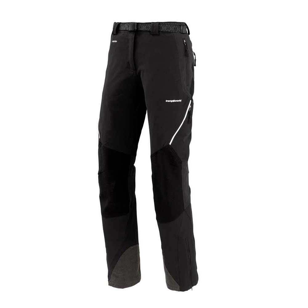 Trangoworld Uhsi Fi Pants Short Trx L Black / Black