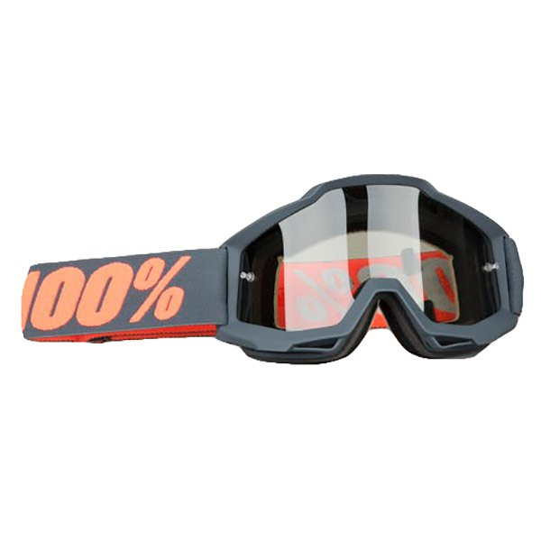 100percent Goggle Accuri Gunmetal Tinted Lens Sand