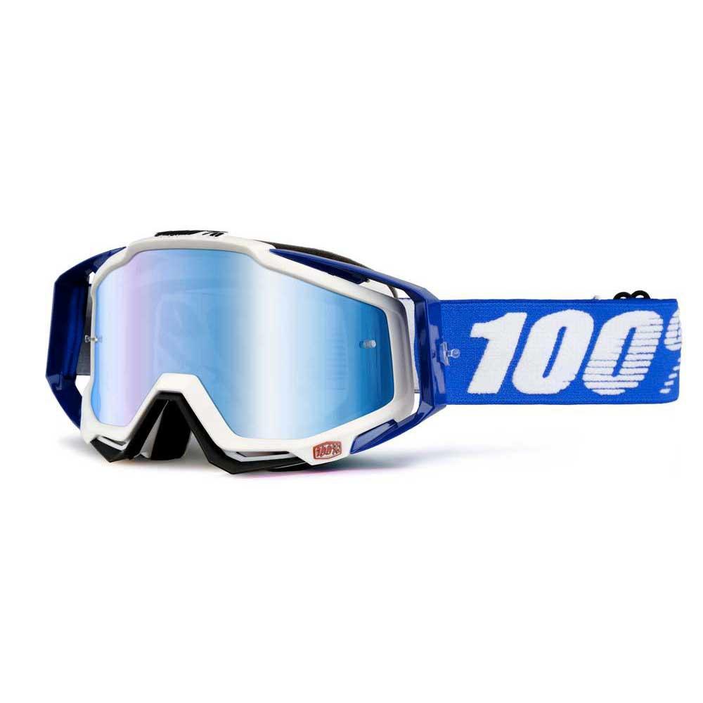 100percent Goggle Racecraft Cobalt Blue Blue Mirror