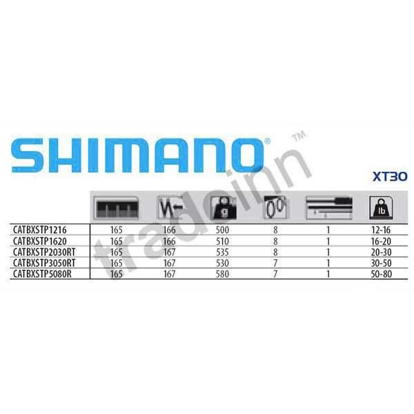 Shimano Catana Bx Standup Roller 50-80 Lbs  Angelruten Angelruten Angelruten Shimano  angelsport c69de2