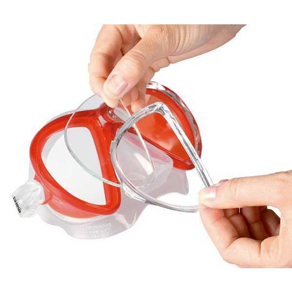 Mares Optical Lens X Vu Liquidskin/x Right Vu Right Liquidskin/x Multicouleur , VERRES CORRECTEURS 1adc85