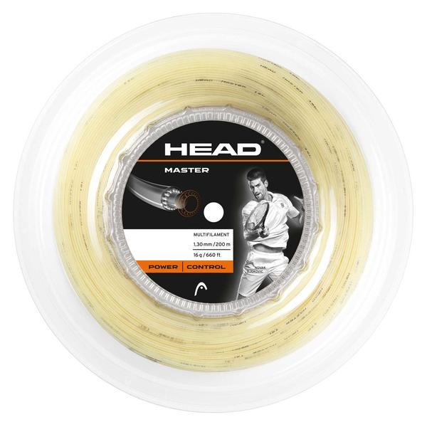 Head Racket Master 200 M 1.30 mm Yellow