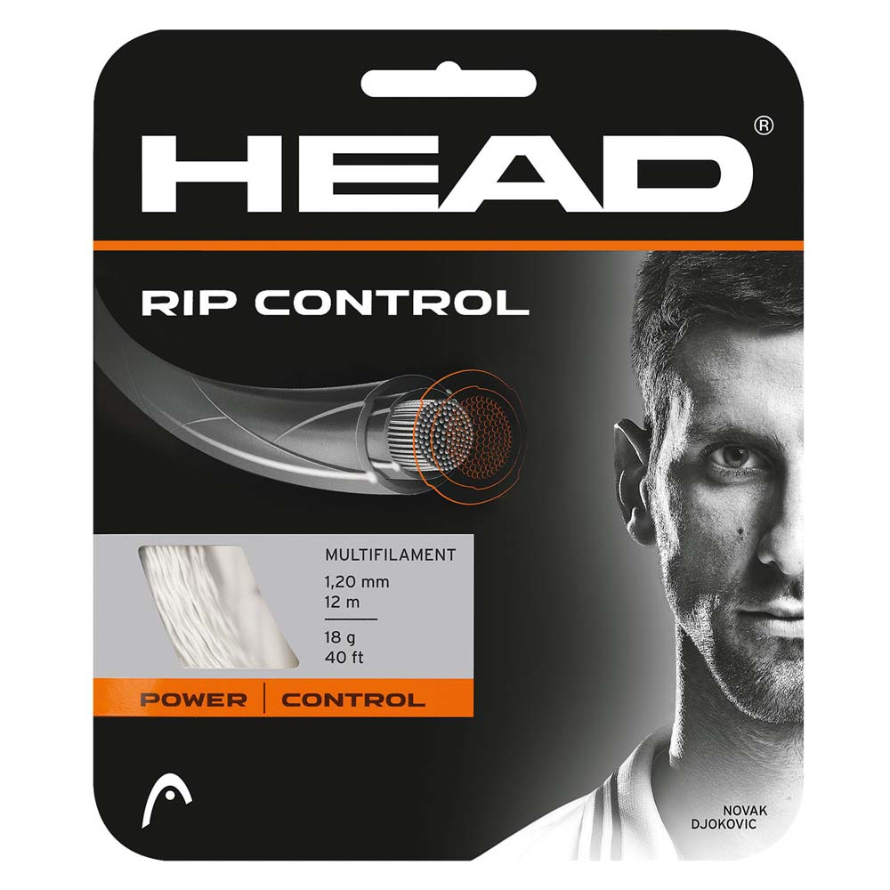 Head Racket Rip Control 12 M 1.30 mm White