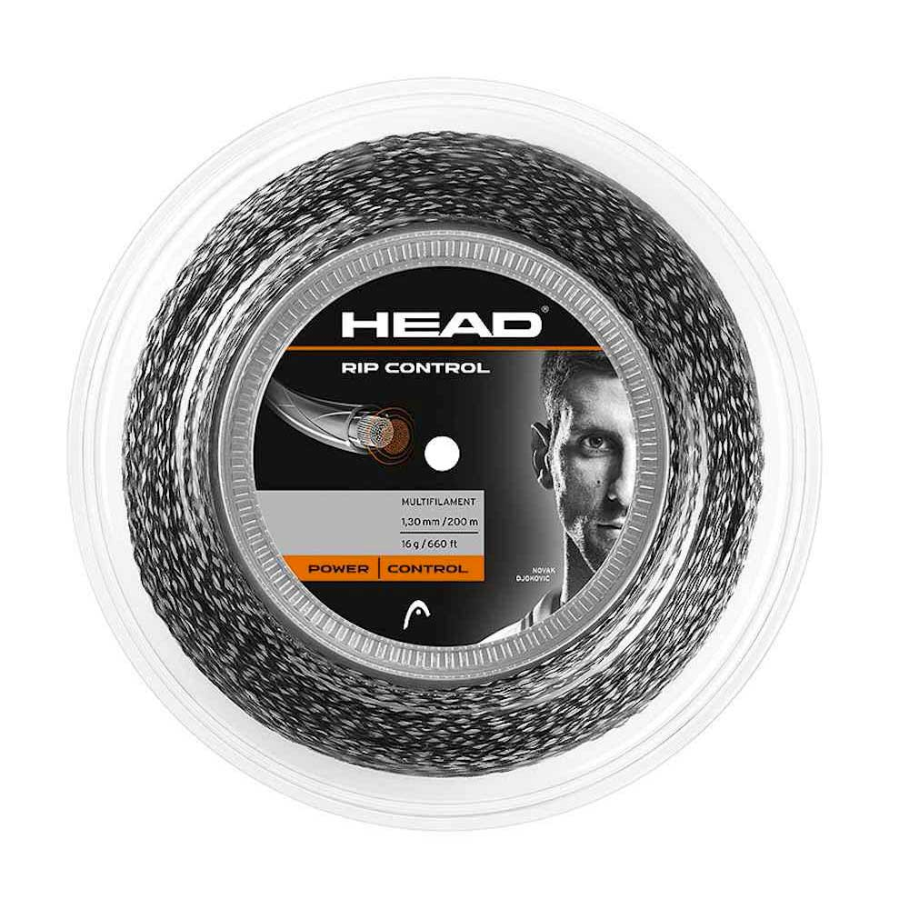 Head Racket Rip Control 200 M 1.30 mm Black